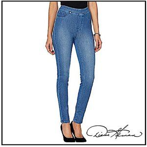 Petite Stretch Pull On Jeggings  SZ PXL